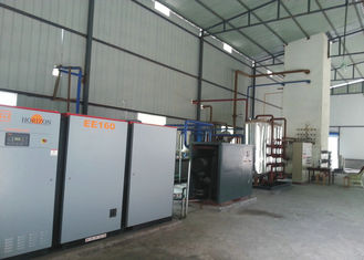 Skid Mounted Cryogenic Air Gas Separation Plant , Nitrogen Production Plant / Equipment