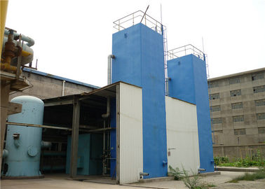 Industrial Cryogenic Air Separation Plant , Nitrogen Production Plant / Unit 350 nm³/h