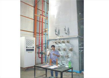 800M³/H Cryogenic Air Separation Plant , Industrial High Purity N2 Gas Generators