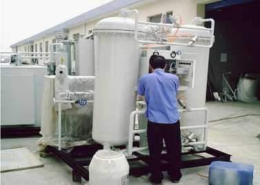 चीन Industrial / Medical Liquid Nitrogen Plant , 1000 m³ / hour PSA Nitrogen Production Plant वितरक