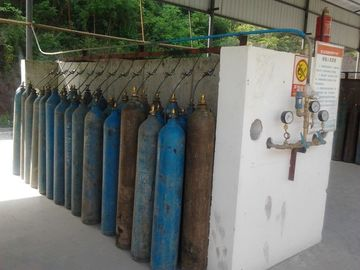 चीन High Purity Industrial Oxygen Nitrogen Gas Plant 240 Cylinders , Max Pressure 20Mpa फैक्टरी